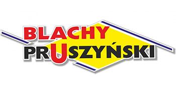 Logotyp firmy:Blachy Pruszyński