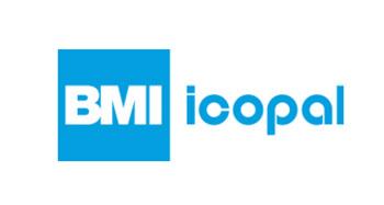Logotyp firmy:BMI Icopal