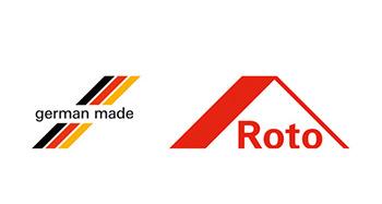 Logotyp firmy:Roto