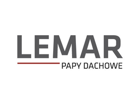 Logotyp firmy:Lemar
